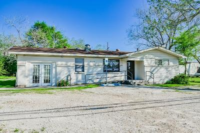 Willis Single Family Home For Sale: 313 E Powell Street