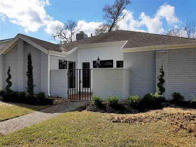 Baytown Single Family Home For Sale: 4712 Spring Lane