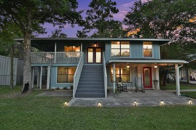 Houston Single Family Home For Sale: 14507 Lakeside Terrace Drive