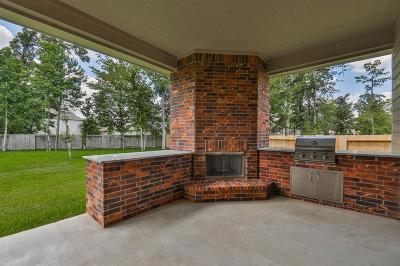 Conroe Single Family Home For Sale: 2078 Brookmont Drive