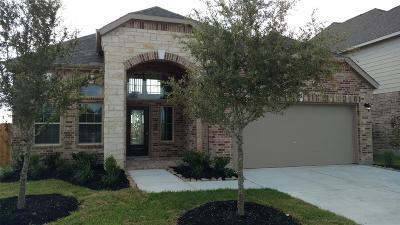 Hockley Single Family Home For Sale: 16422 Elkcreek Bend