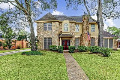 Houston Single Family Home For Sale: 2014 Hamlin Valley Drive