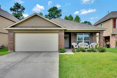 Conroe Single Family Home For Sale: 16760 Northern Flicker Trail