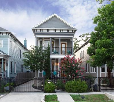 Houston Single Family Home For Sale: 1905 W 14th Street #B