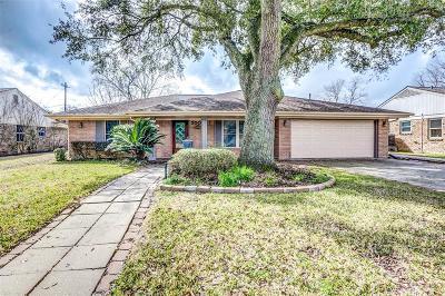 Houston Single Family Home For Sale: 5507 Dawnridge Drive