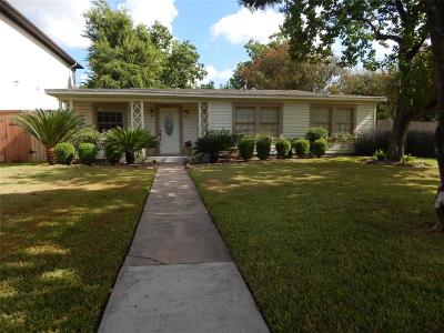 Houston Single Family Home For Sale: 4102 Lanark Lane