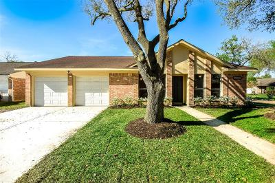 Houston Single Family Home For Sale: 16502 Gaeldom Lane