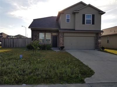 Houston Single Family Home For Sale: 10134 Mariposa Stream Court
