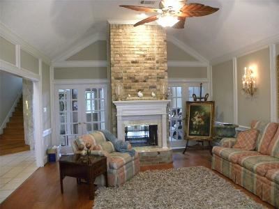 League City Single Family Home For Sale: 2713 Bent Tree Trl
