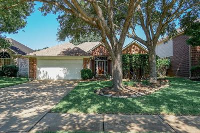 Richmond Single Family Home For Sale: 1831 Foster Leaf Lane