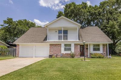 Houston Single Family Home For Sale: 9306 Val Verde Street