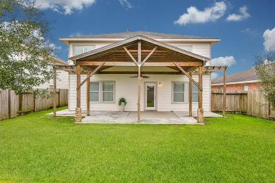 Texas City Single Family Home For Sale: 10909 Groveshire Drive
