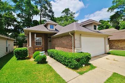 Conroe Single Family Home For Sale: 121 Snug Harbor Drive