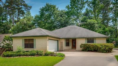 Conroe TX Single Family Home For Sale: $174,900