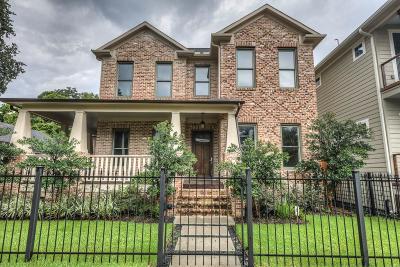 Houston Single Family Home For Sale: 607 E 23rd Street
