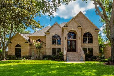 Fulshear Single Family Home For Sale: 4518 Westerdale Drive