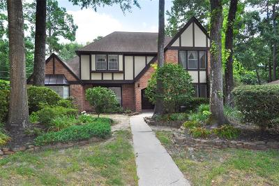 Kingwood Single Family Home For Sale: 3606 Village Pine Drive