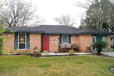 Friendswood Single Family Home For Sale: 500 Bellmar Lane