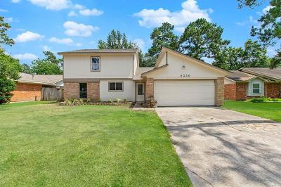 Spring Single Family Home For Sale: 2330 Marble Falls Drive