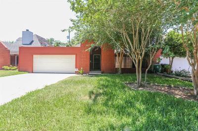 Houston Single Family Home For Sale: 1735 Gingerleaf Lane