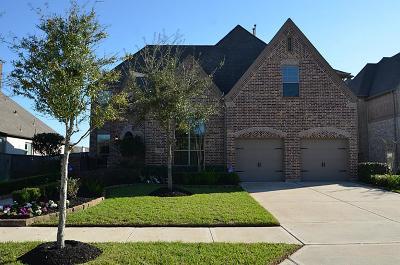 Missouri City Single Family Home For Sale: 7114 Wandering Lake Lane
