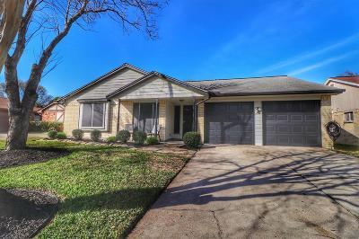 La Porte Single Family Home For Sale: 10907 Mesquite Drive