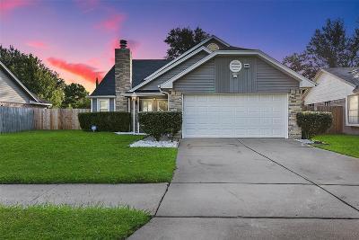 Katy Single Family Home For Sale: 22019 Rivermead Drive