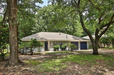 Spring Single Family Home For Sale: 24615 Wilderness Road