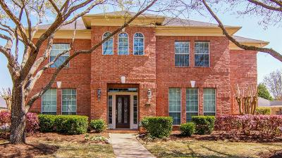Richmond Single Family Home For Sale: 4314 Lake Lavon Court