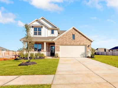 Tomball TX Single Family Home For Sale: $294,990