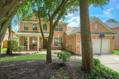 The Woodlands Single Family Home For Sale: 90 N Linton Ridge Circle