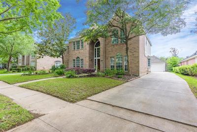 Houston Single Family Home For Sale: 16911 Cottonwood Way