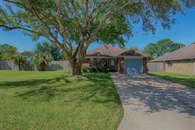Dickinson Single Family Home For Sale: 3900 Wood Sorrel Drive