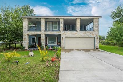 La Porte Single Family Home For Sale: 11014 Houston Drive