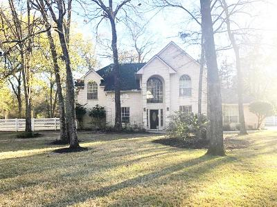 Magnolia Single Family Home For Sale: 33115 Windcrest Estates Boulevard
