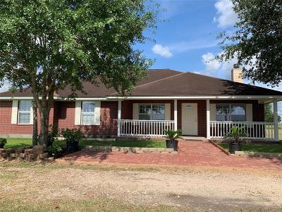 Hempstead Single Family Home For Sale: 9844 Kerr Road