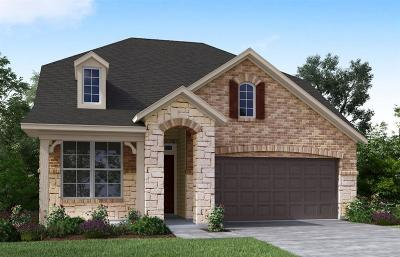 Katy TX Single Family Home For Sale: $264,610