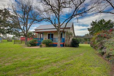 Fayette County Country Home/Acreage For Sale: 402 N N Live Oak Street N