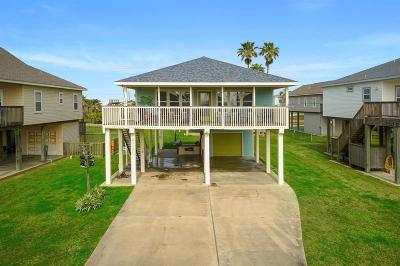 Galveston Single Family Home For Sale: 23130 Fresca