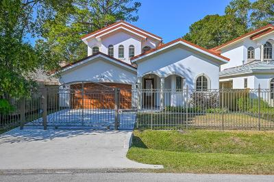 Houston Single Family Home For Sale: 2029 Peppermill Road