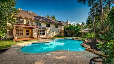 The Woodlands Single Family Home For Sale: 111 Speckled Egg Place