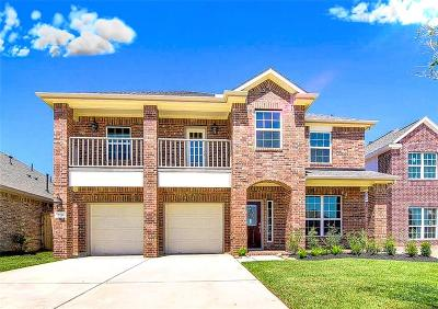 Brookshire Single Family Home For Sale: 29914 Secret Cove