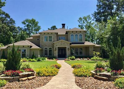 Kingwood Single Family Home For Sale: 21018 Kings River Pt