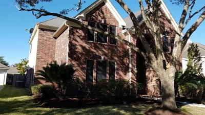 Missouri City Single Family Home For Sale: 1706 Brightlake Way