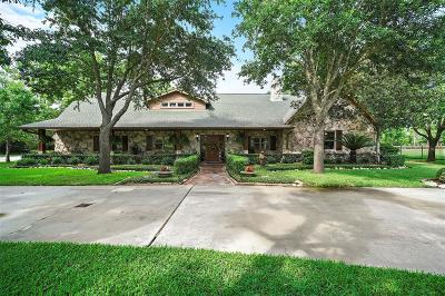 Friendswood Single Family Home For Sale: 915 Melody Lane