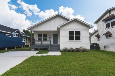 Houston Single Family Home For Sale: 1753 Pasadena