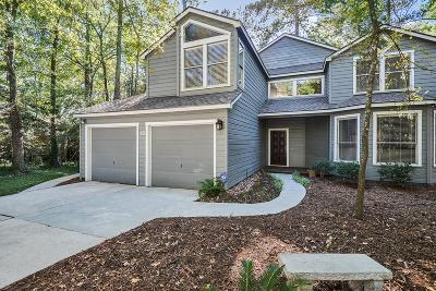 The Woodlands TX Single Family Home For Sale: $319,900