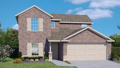 Conroe Single Family Home For Sale: 11364 Dawn Beach Lane