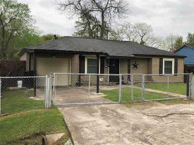 Houston Single Family Home For Sale: 12006 Meadowgreen Street