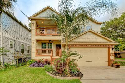 Kemah Single Family Home For Sale: 204 Valmar Street